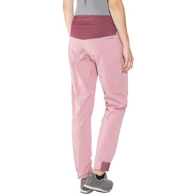 Mammut Alnasca - Pantalon long Femme - rose